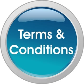 bouton terms & conditions